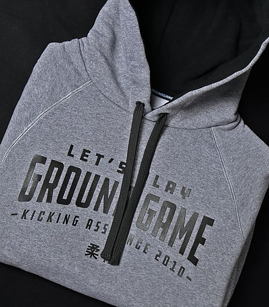 "Hoodie ""Ground Game"""