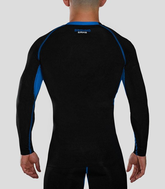"Rashguard ""Athletic 2.0"" long sleeve (Black)"