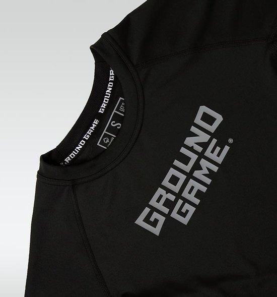 "Rashguard ""Athletic Shadow"" short sleeve"