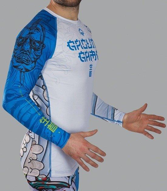 """Rashguard """"Namakubi"""" long sleeve"""