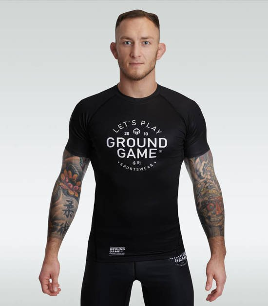 "Rashguard  ""Select"" Short Sleeve"