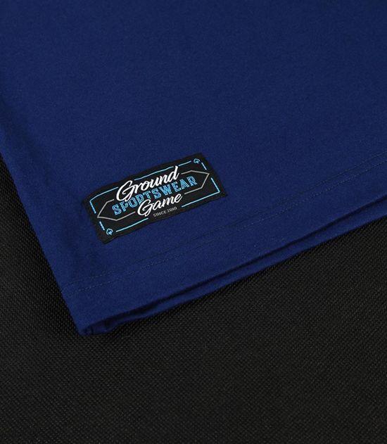 "T-shirt ""Minimal"" Navy blue"