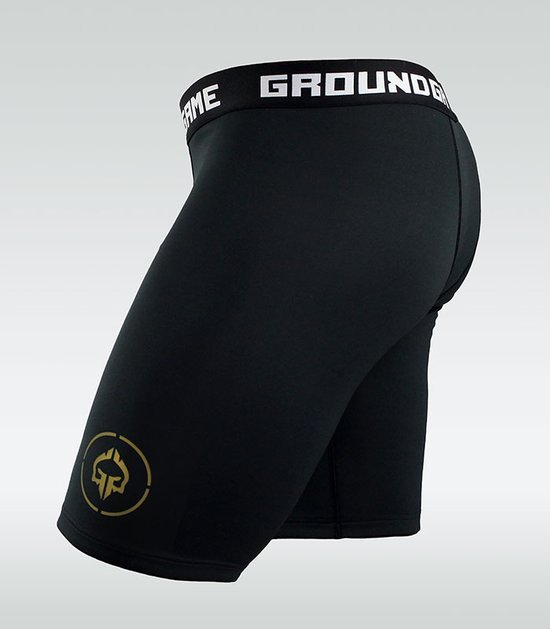 "Vale Tudo Shorts ""Athletic Gold"""