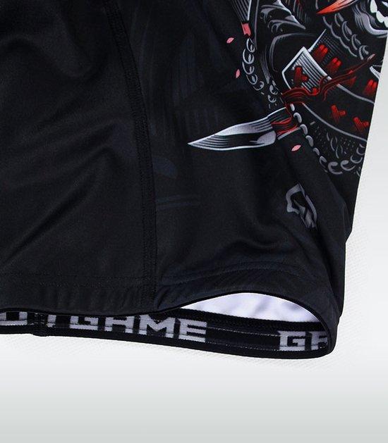 """Vale Tudo Shorts """"Samurai"""" 2.0"""