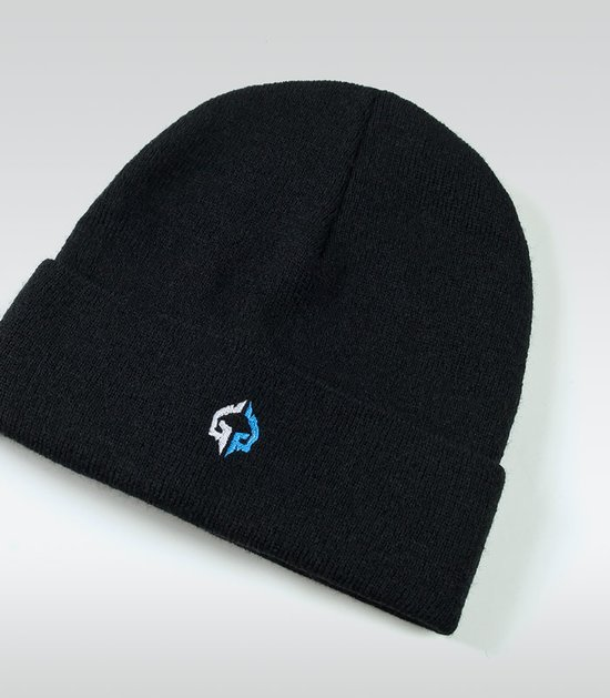 "Winter Hat ""Minimal"" black"