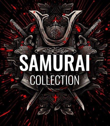"""Kolekcja """"Samurai Mask"""""""