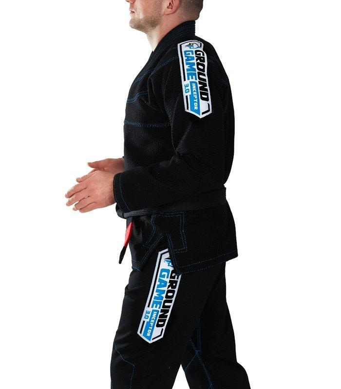 "GI do BJJ ""Inceptor 3.0"" (Czarne)"