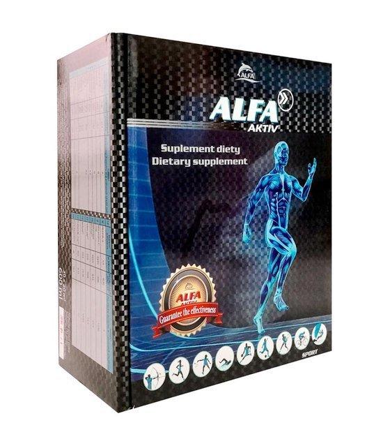 Alfa Aktiv Zestaw 30 shotów