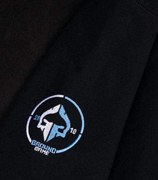 "Bluza z kapturem ""Mini Logo"""