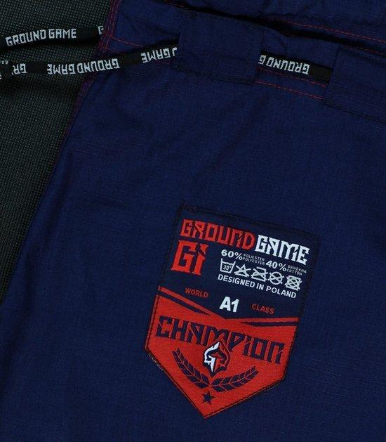 "GI do BJJ ""Champion 2.0"" (Granatowe)"