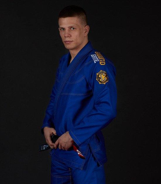 """GI do BJJ """"Champion 2.0"""" (Niebieskie)"""