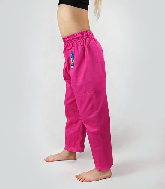 """GI do BJJ dla dzieci """"Tensai"""" (Różowe) + pas GRATIS"""