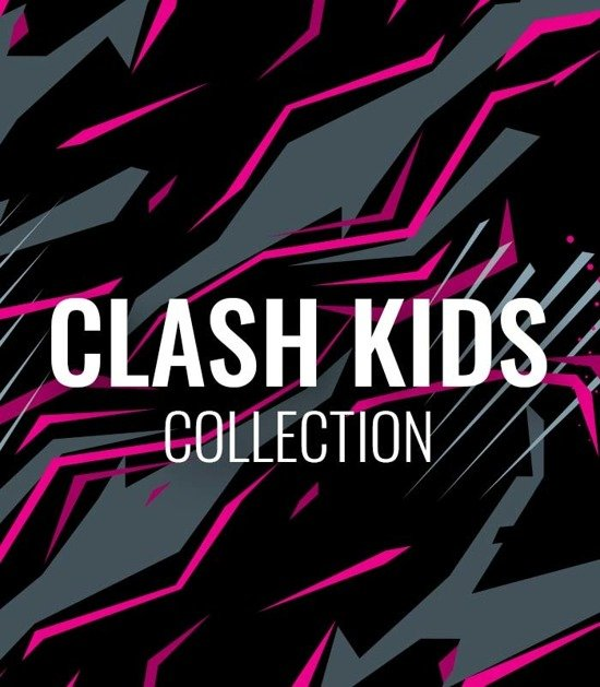 "Kolekcja ""Clash Kids"""