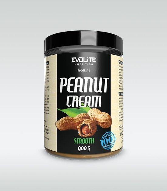 Masło orzechowe Evolite Peanut Cream Smooth 900g