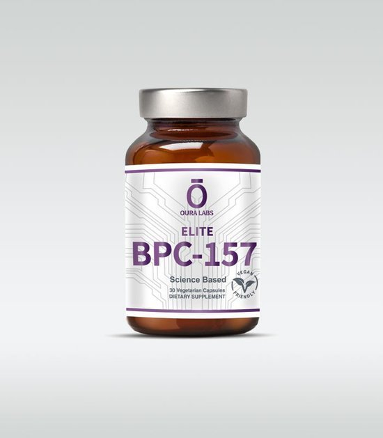 Oura Labs Elite BPC 157 Stable Form 30 kapsułek