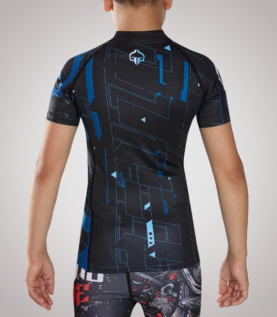 "Rashguard ""Shapes Kids"""