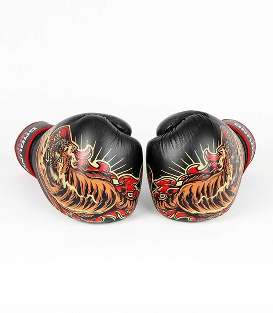 "Rękawice bokserskie PRO ""Red Tiger"" 10 oz"