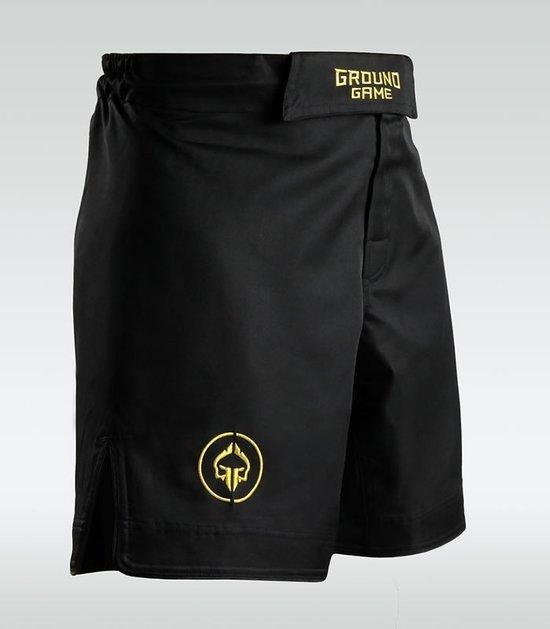 "Spodenki MMA ""Athletic Gold"""