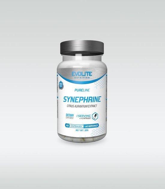 Synefryna Evolite Synephrine 60 kapsułek